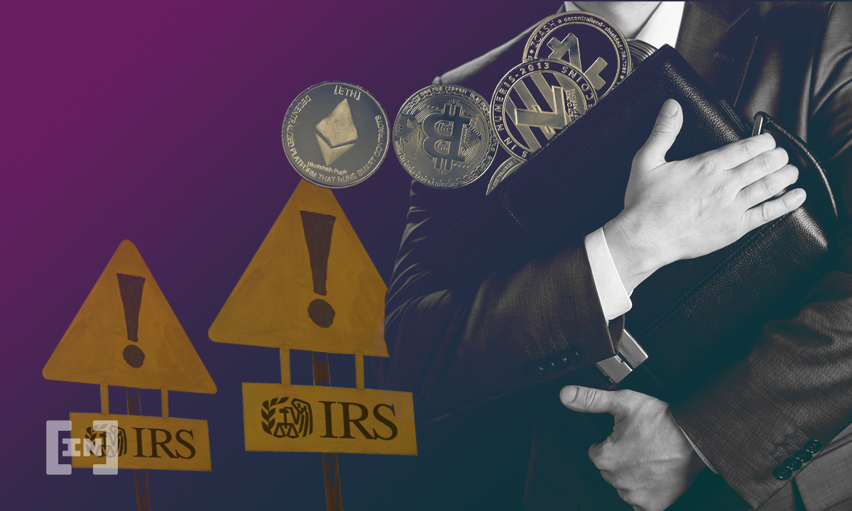 IRS Reveals Plans to Seize Crypto Held by Tax Dodgers