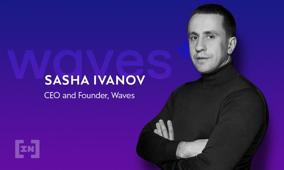 Gamifying DeFi Through NFTs With Waves Founder Sasha Ivanov