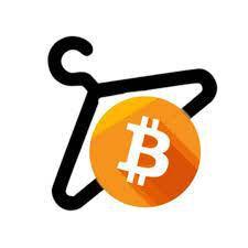 The Bitcoin Wardrobe logo