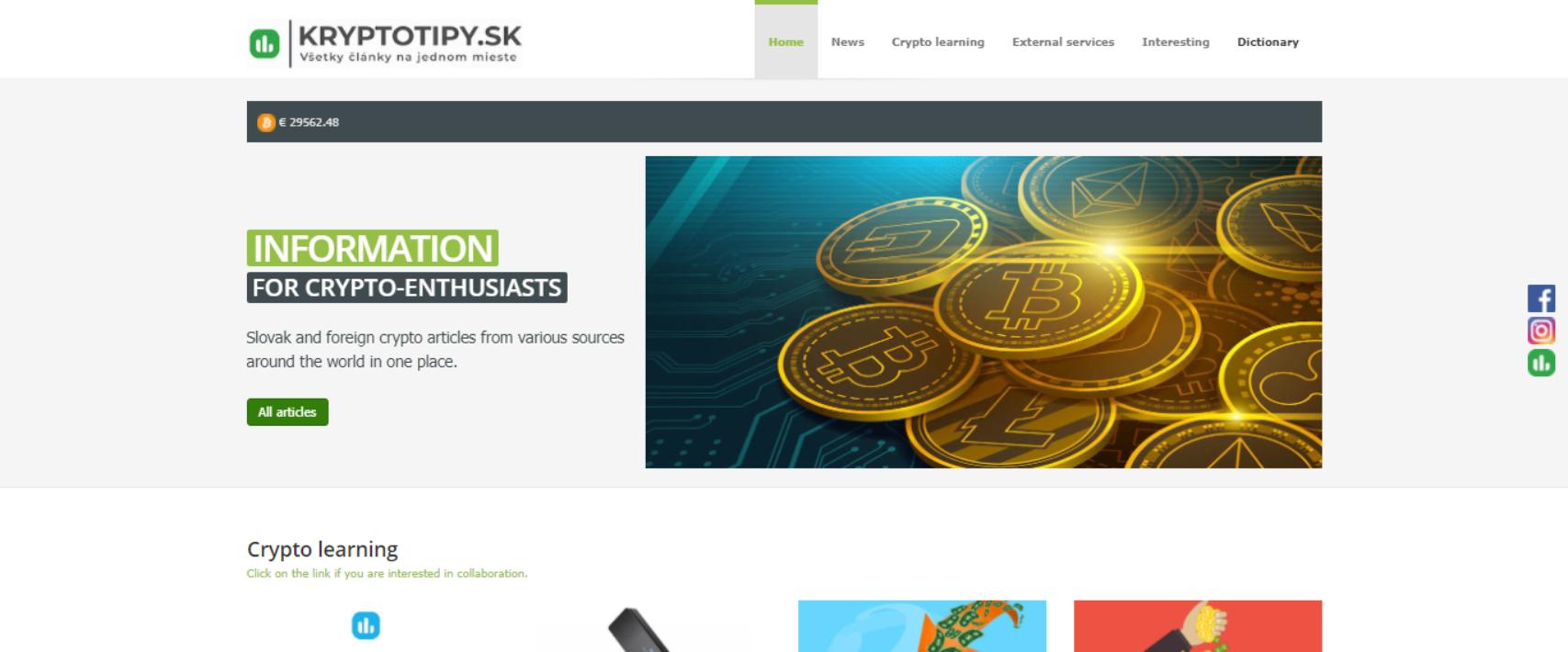 kryptotipy.sk