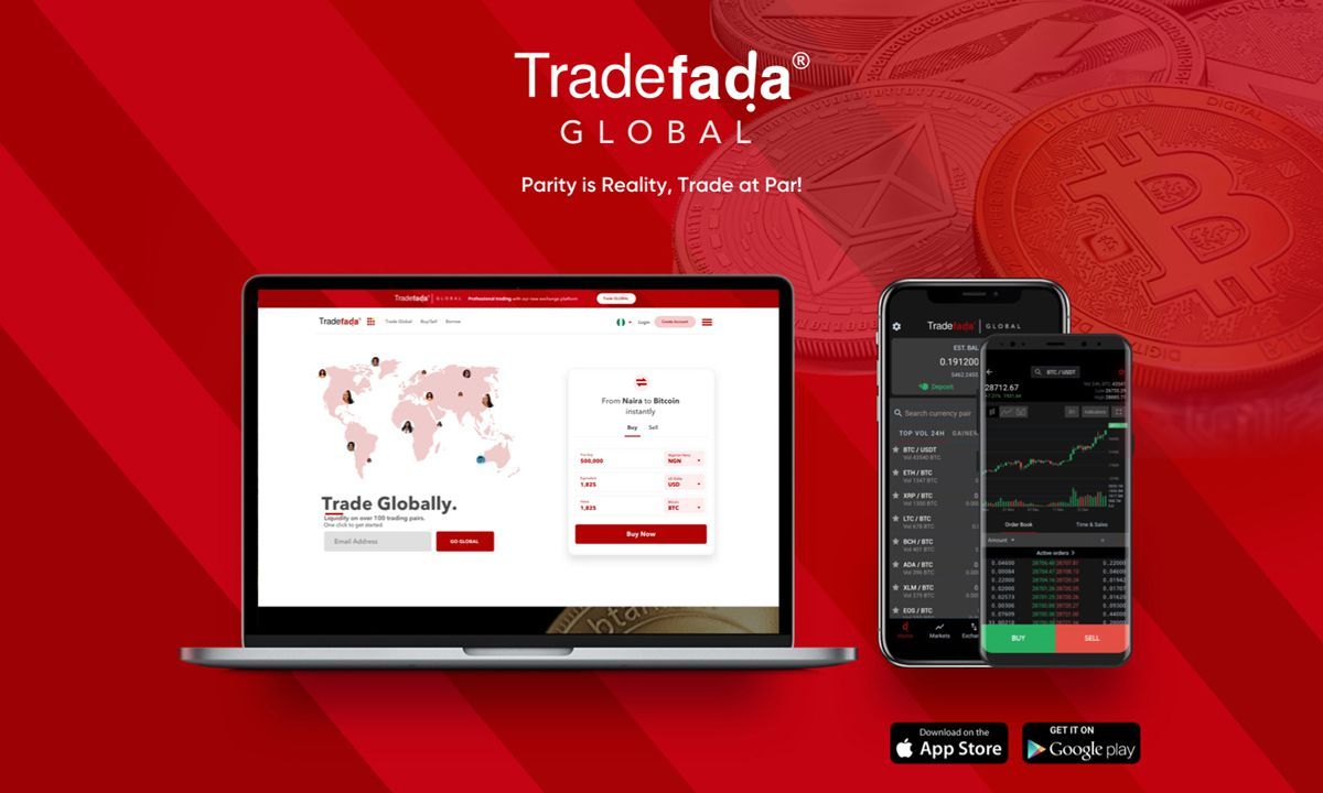 Tradefada Launch New and Improved App