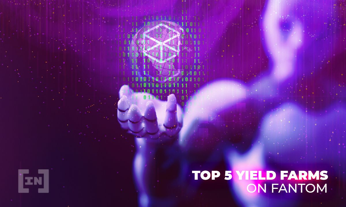 Top 5 Yield Farms On Fantom