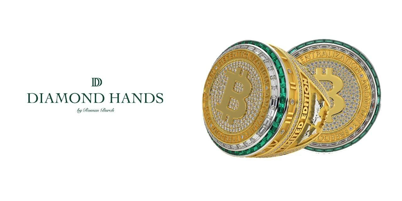Diamond Hands Combines Jewelry, BTC, NFTs