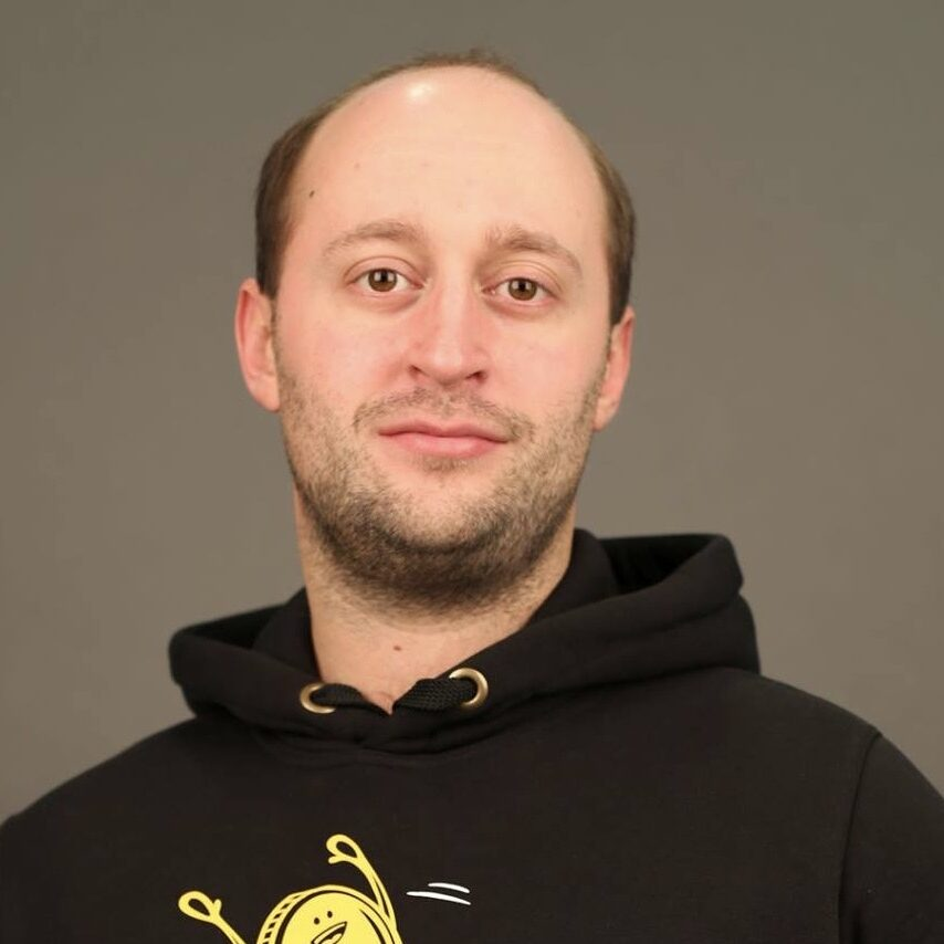 Dmitry Mishunin , founder and CEO of HashEx and CryptEx companies