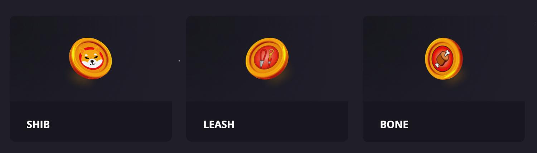 Shiba Inu tokens