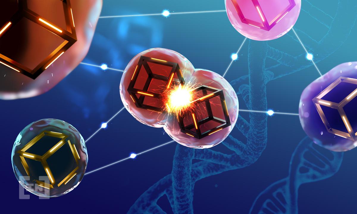 blockchain living organism
