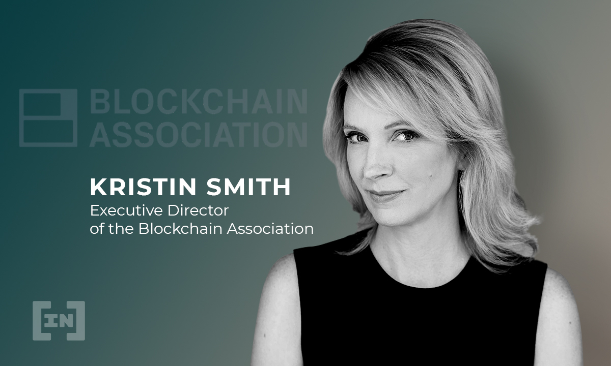 'Crypto Networks Are Going to Be the Foundation for So Many Things,' Says Blockchain Association's Kristin Smith