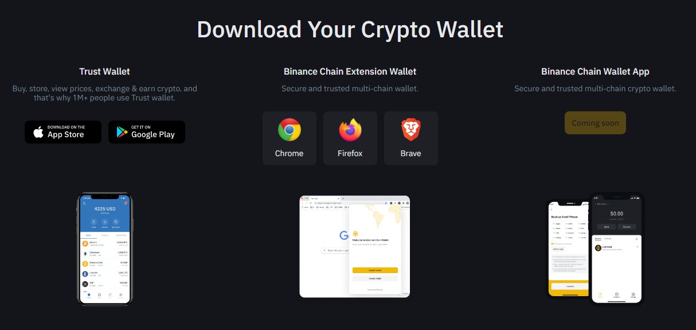 BSC wallet