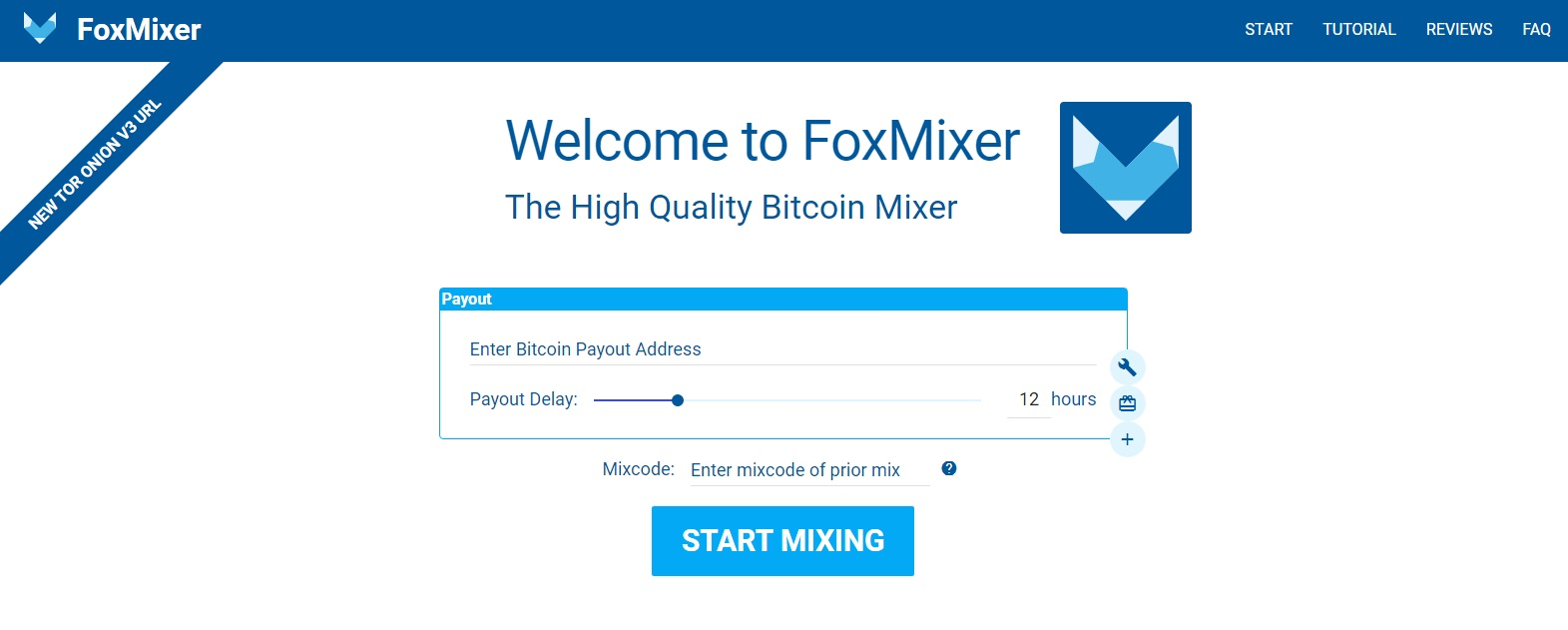 FoxMixer is one of the best bitcoin mixers in the market.