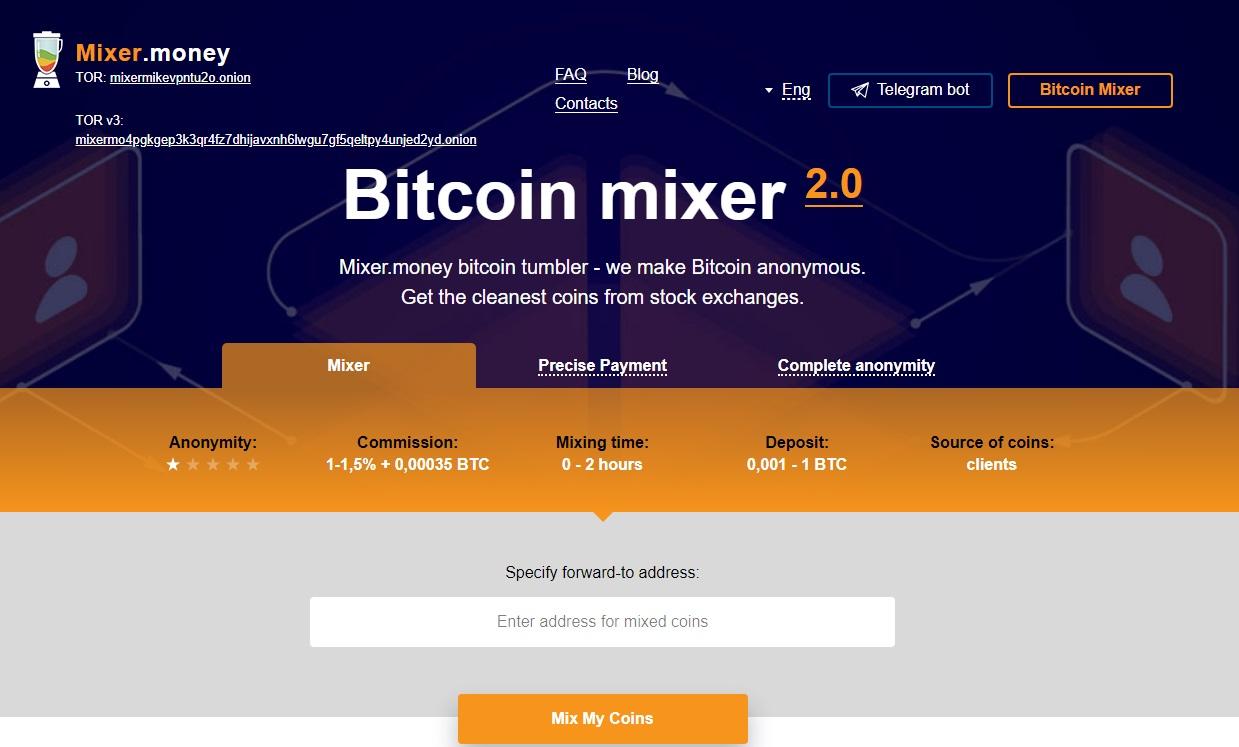 Mixer.money