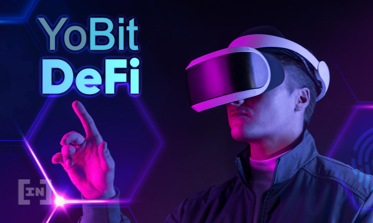 YoBit DeFi Exchange