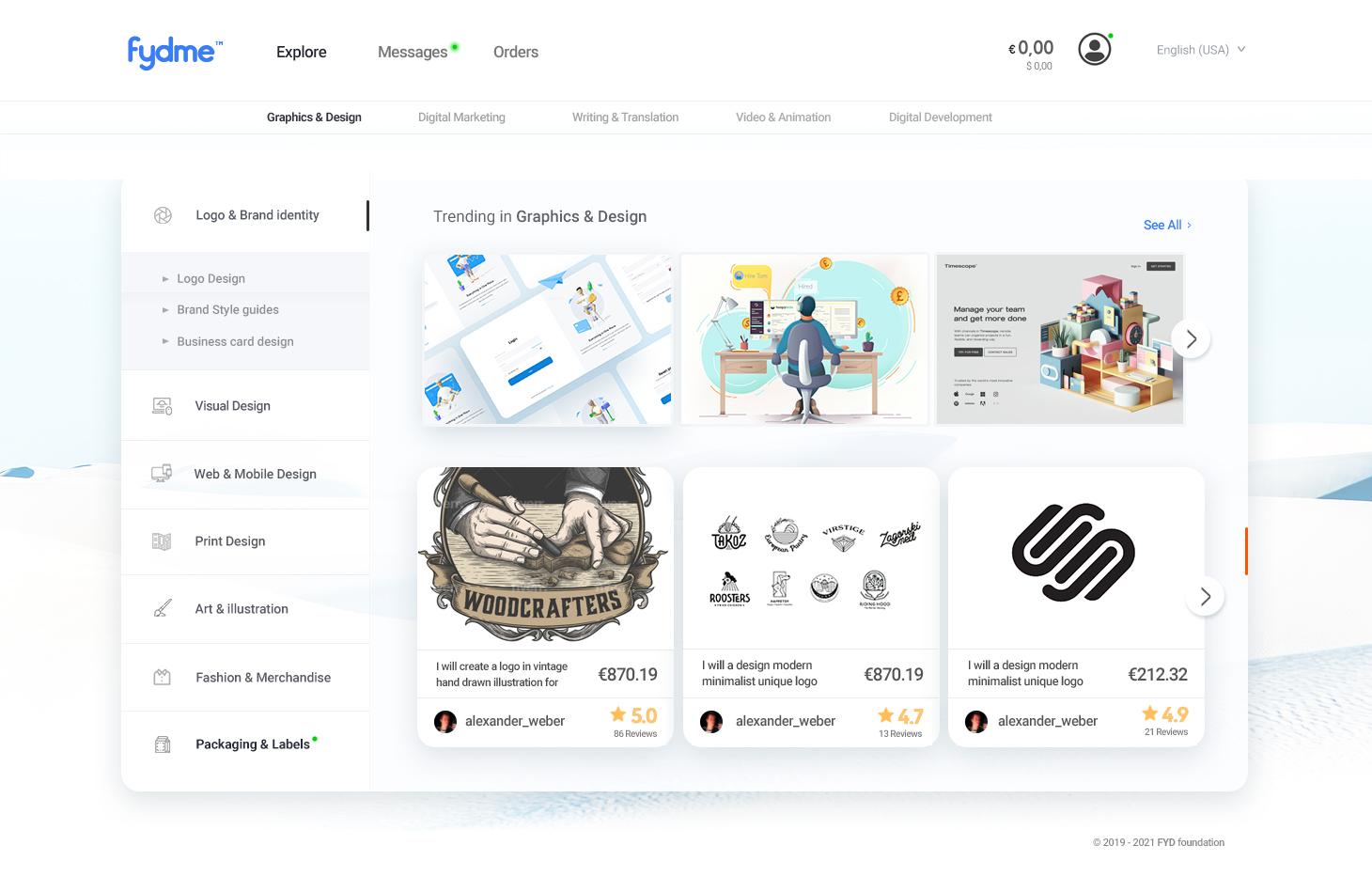 blockchain freelance marketplace