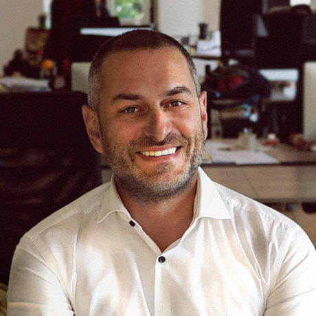 Joah Santos , CMO of Aldrin