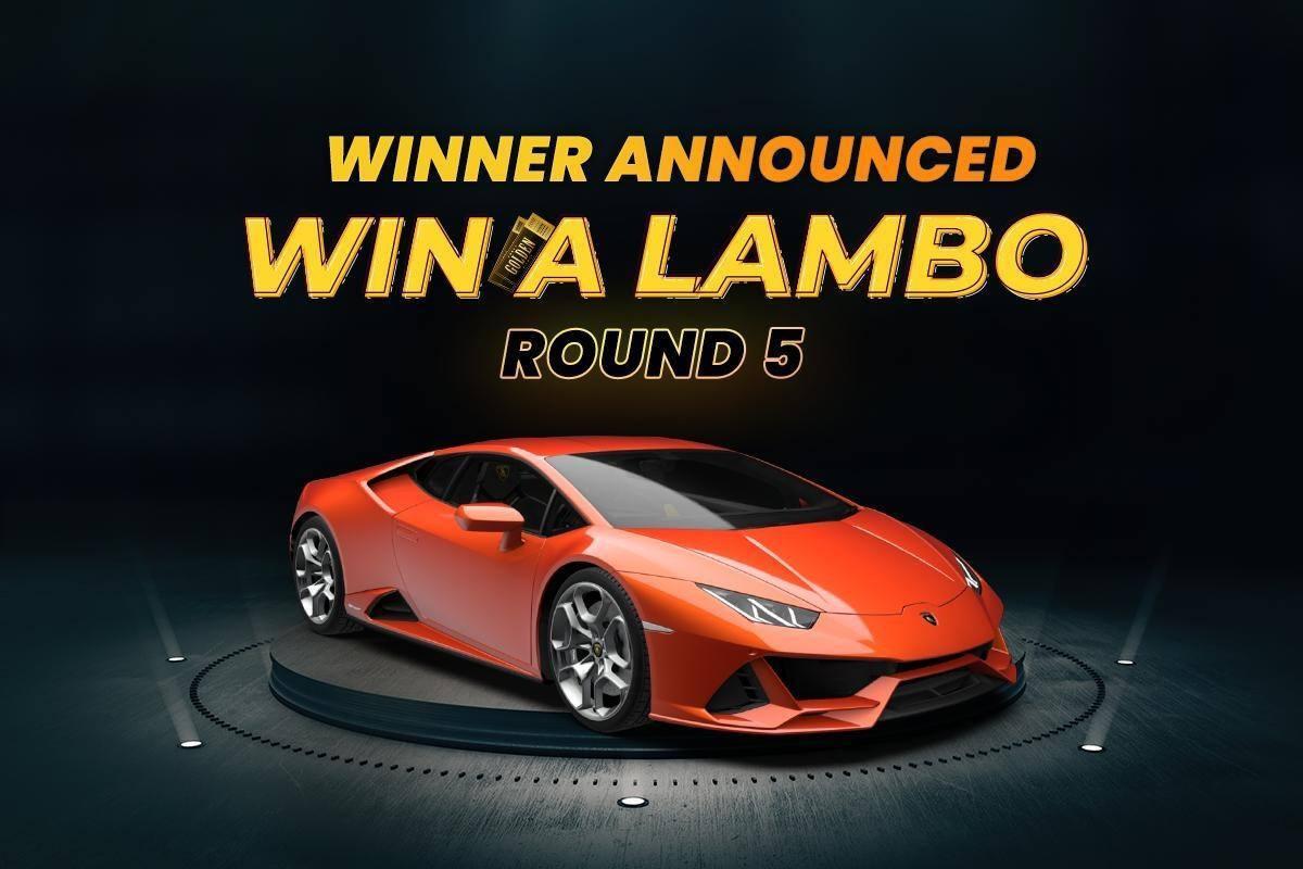 Winner Selected for FreeBitco.in Lamborghini Giveaway