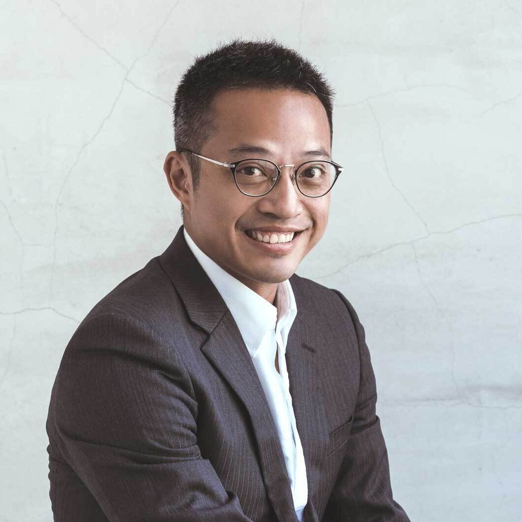 Raymond Hsu , Co-Founder and Chief Executive Office for Cabital